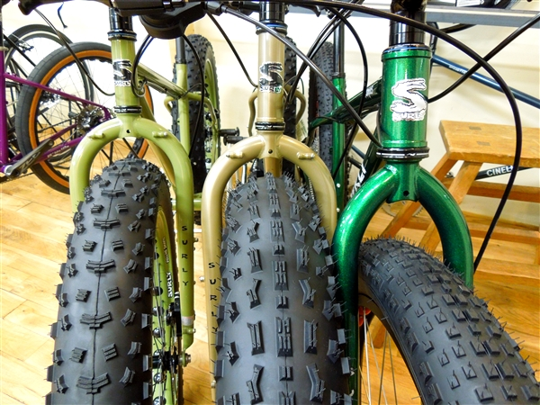 Surly FatBikes    Monthly Pickup