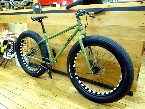 SURLY サーリー Pugsley OPS SINGLE COMPLETE size:S