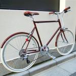 tokyobike26 limited maroon