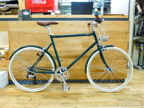TOKYOBIKE トーキョーバイク 26 LIMITED ダークグリーン