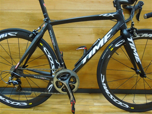TIME , BOMA / CARBONBIKES