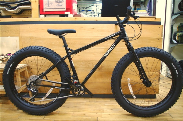 SURLY FATBIKE / ICE CREAM TRUCK OPS