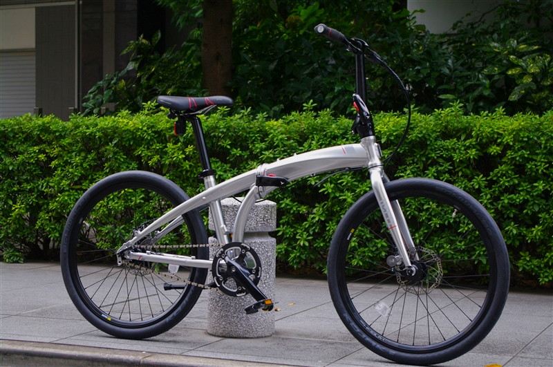 tern / Eclipse UNO = 24inch wheel Bicycle