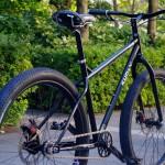 SURLY / 1×1 whiteindustries ENO CRANK + Urban Pedal