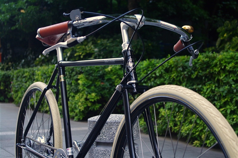 PASHLEY CYCLES / Guv'nor  SINGLESPEED