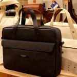 BROOKS BAGS / Lexington Briefcase & Mercer Tote