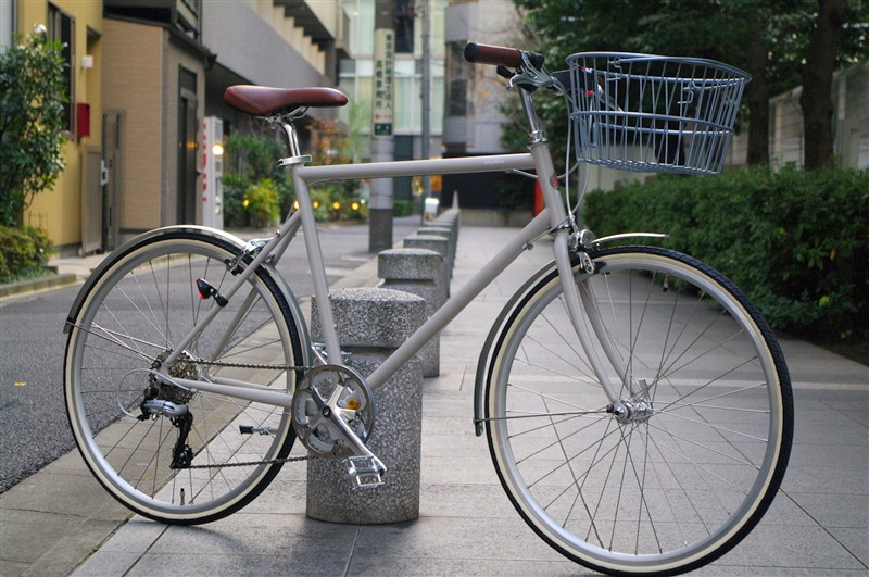 tokyobike26 / IVORY RIXENKAUL front Basket