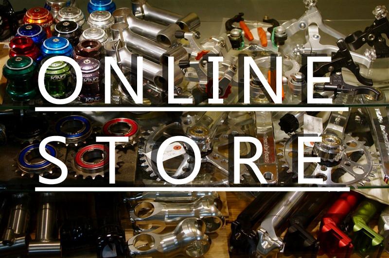 Velostyle TICKET ONLINE SHOPPING  今すぐ買えるパーツやバッグが多数掲載!のイメージ