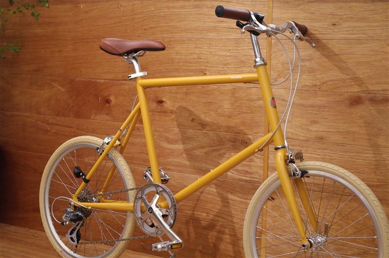 トーキョーバイク tokyobike20 ネイビー マスタード