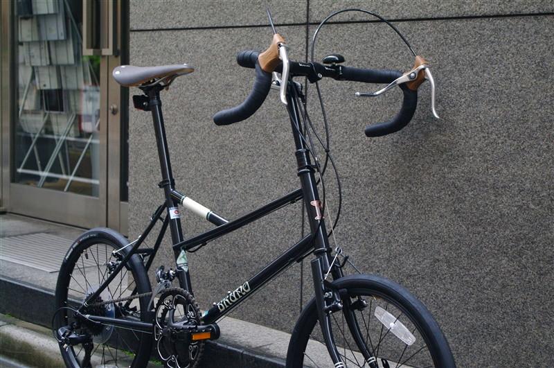 bruno ブルーノ ミニベロ 東京の画像