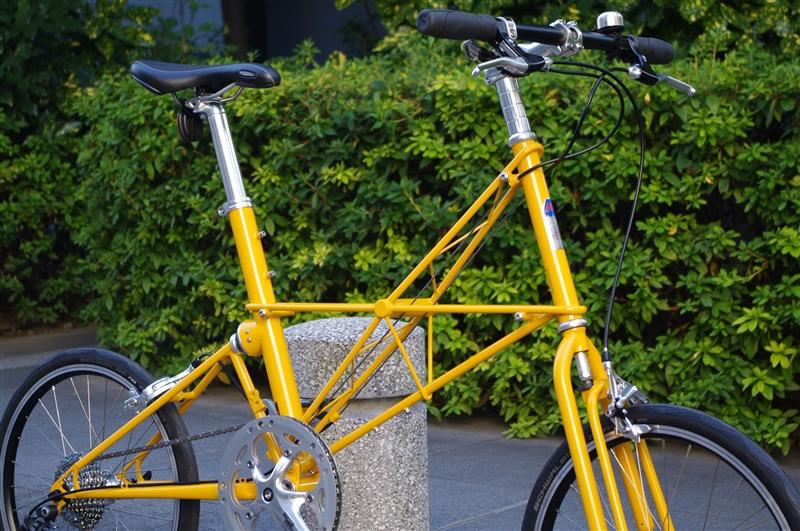 alexmoulton yellow tsr9 fx