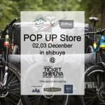 いよいよ明日から Rawlow Mountain Works & SALSA CYCLES POP UP SHOP in SHIBUYA