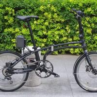 デイトナポタリングバイクDE01Xの画像6