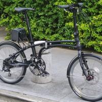 デイトナポタリングバイクDE01Xの画像4