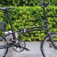 デイトナポタリングバイクDE01Xの画像3