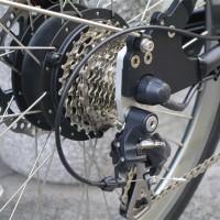 デイトナポタリングバイクDE01Xの画像11