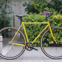 surly steamroller yellow サーリー の画像