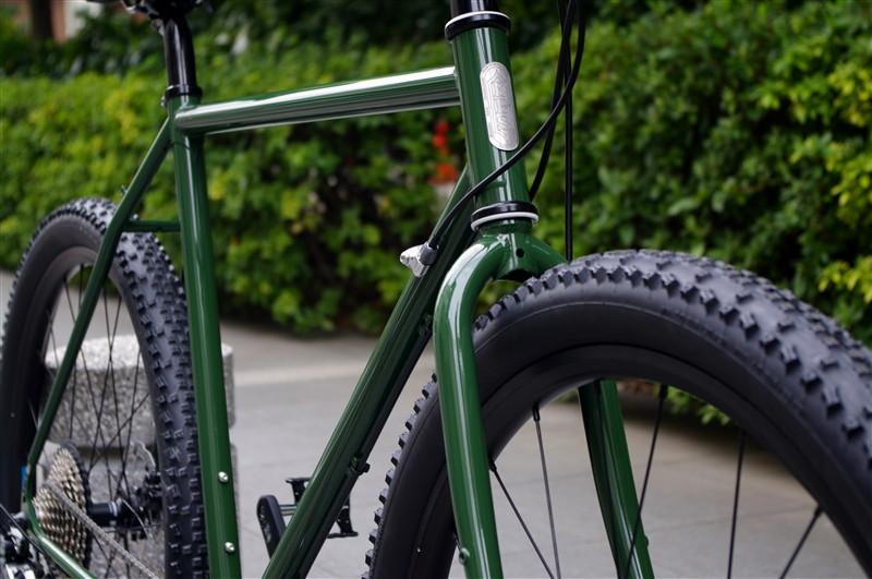 ebs vokka 日本製 クロモリバイク