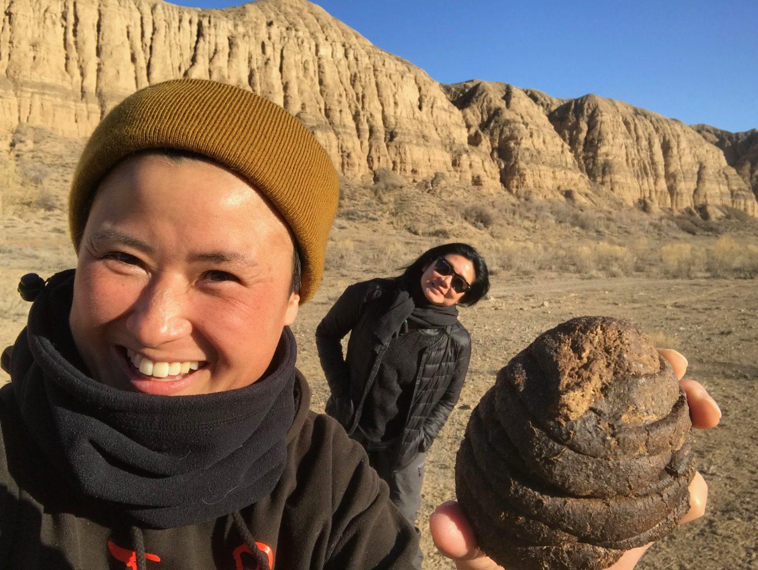 ルーツ探しの旅。突然ウズベキスタン方面へ。