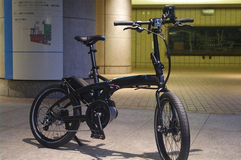tern vektron 折畳み電動アシスト自転車