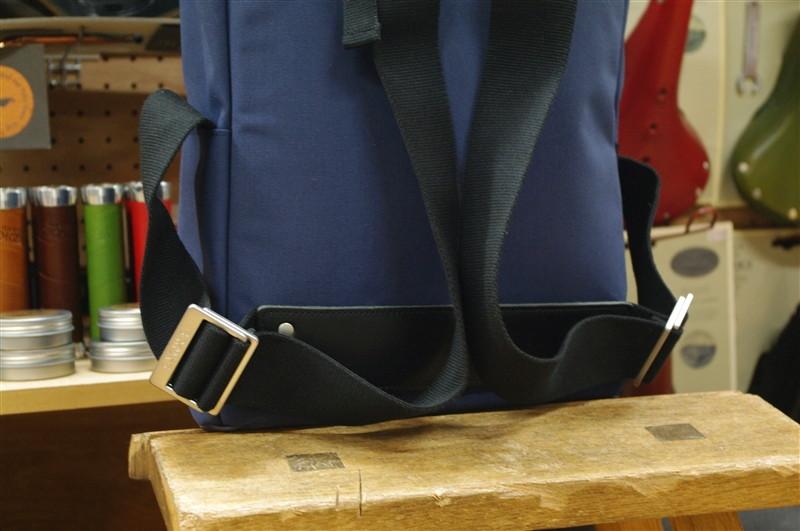 brooks hackney blue バックパック
