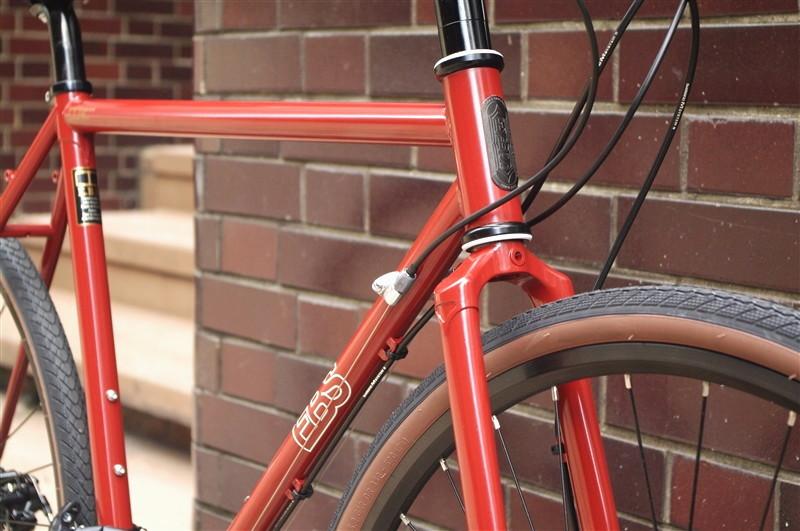ebs stuff クロスバイク