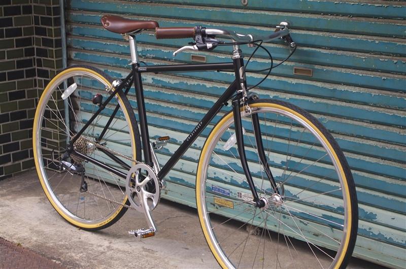 crazysheep クロスバイク perendale