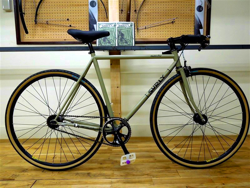 SURLY サーリー Steamroller スチームローラー