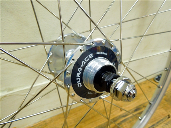 ORIGINAL COMPLET WHEEL FOR  20×451(DURA-ACE single)