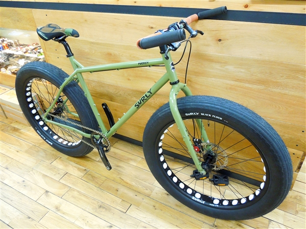 SURLY サーリー  Pugsley OPS SINGLE COMPLETE
