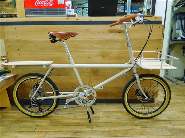 EBS Turn / cream BrooksFlyer