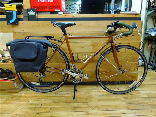 SURLY サーリー CROSS-CHECK +midge bar