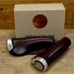 BROOKS / ERGON GP1 LEATHER GRIPS