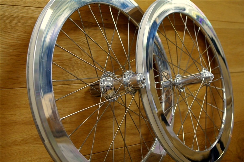 wheel / whiteindustries T11 HUB & SUPER LITE 20INCH 【451】,【406】