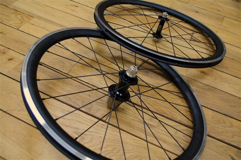 WHEEL / TNI Evolution light HUB + ALEXRIM SEMI DEEP