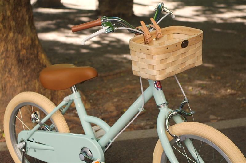 tokyobike / little tokyobike Mint + Peterboro Basket