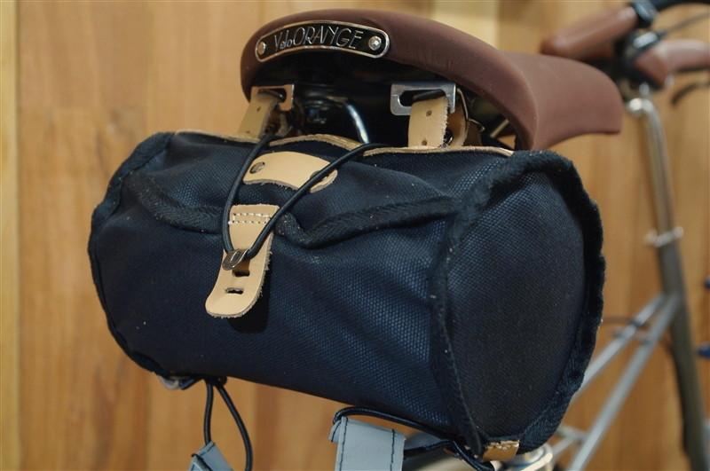 Velo Orange /Minnehaha Small Barrel Saddle Bag
