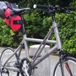TYRELL / FX SPARK IRON + Revelate Designs Bikepacking