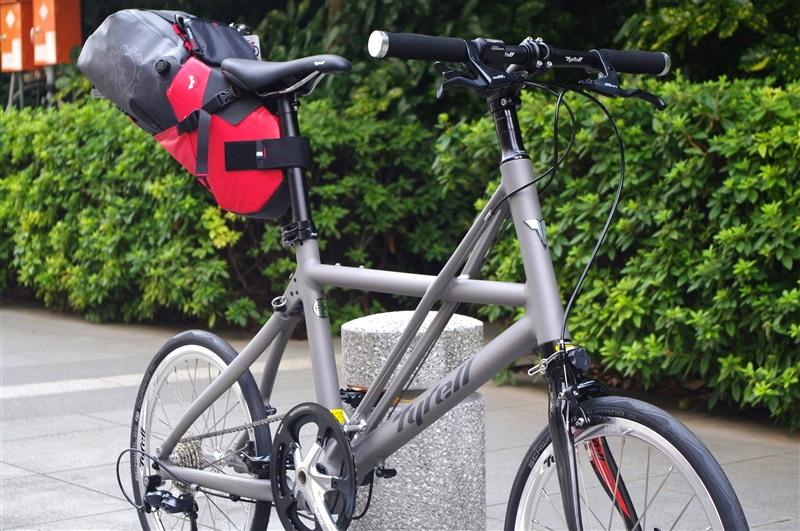 TYRELL / FX SPARK IRON + Revelate Designs Bikepacking