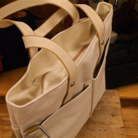 brooks mercertote トートバッグ