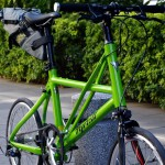 TYRELL / FX FRESH LIME GREEN + APIDURA 11L