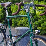 BRUNO 2018 / 20 Road Drop BRITISH GREEN + CHAINE GUARED,CARRIER
