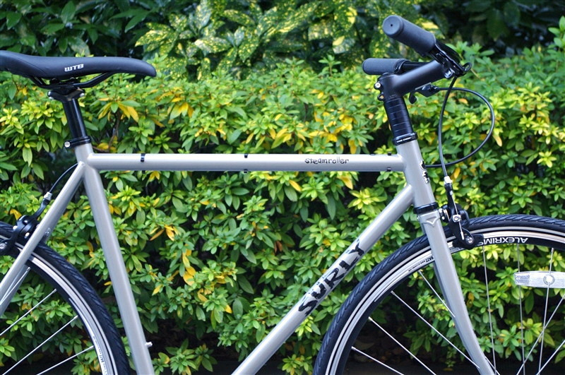 SURLY STEAMROLLER / スチームローラー NEWカラー Ministry Gray