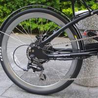 デイトナポタリングバイクDE01Xの画像13