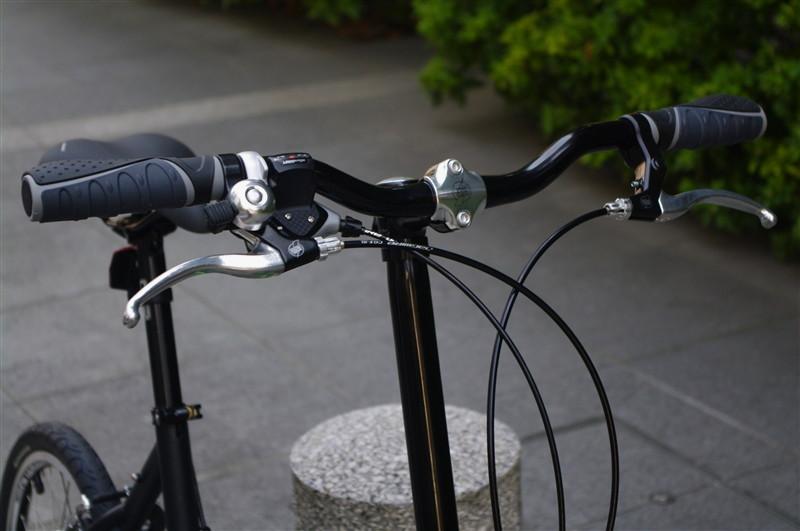 khs F-20T 折畳み自転車 の画像