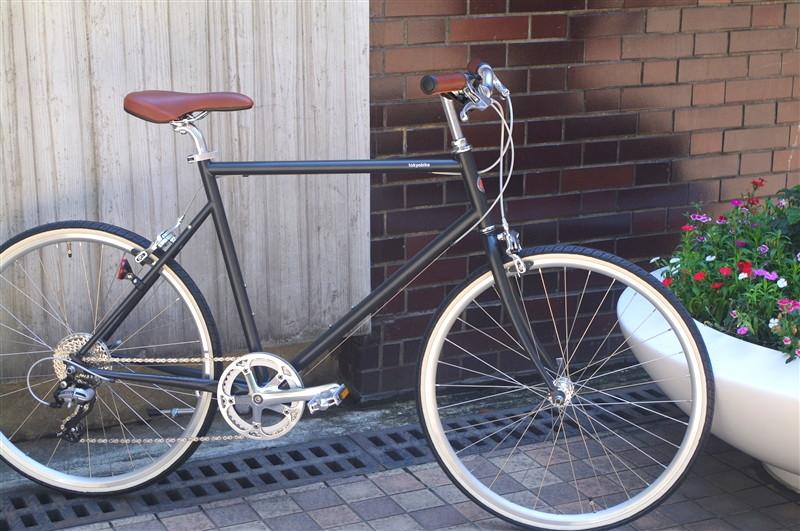 tokyobike26 クロスバイク NEWカラー SLATE GRAYのご紹介