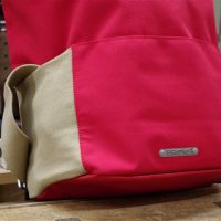 brooks hackney red バックパック