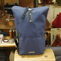 brooks hackney blue バックパック