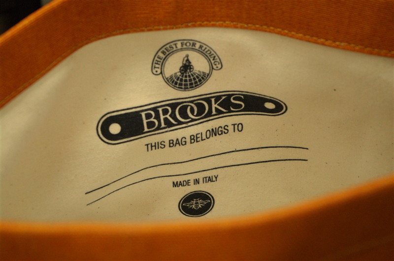 brooks pickwick small