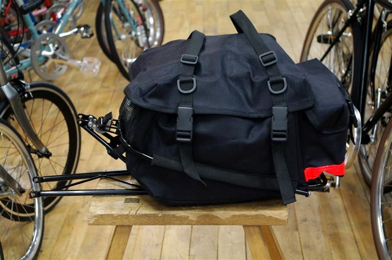 ALEXMOULTON TSR用  脱着式 Touring Large Rear Bag